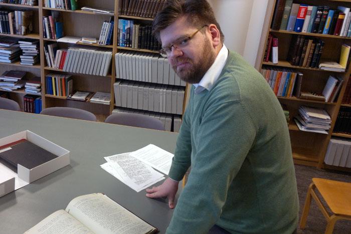 Gunnar Marel Hinriksson, skjalavörður hjá Héraðsskjalasafni Kópavogs, rakst á dögunum á áhugaverða ályktun bæjarstjórnar Kópavogs frá 1963 um flugvöllinn í Vatnsmýri.