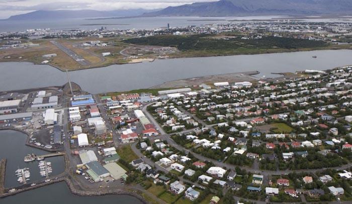 Göngubrúin yfir Fossog var ein þeirra tillagna  sem samþykktar voru í nýju aðalskipulagi Kópavogsbæjar.
