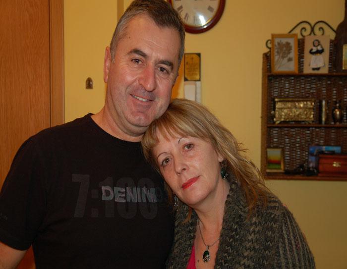 Ranka og Zdravko Studic, missu barn sitt í hendur barnaræningja.
