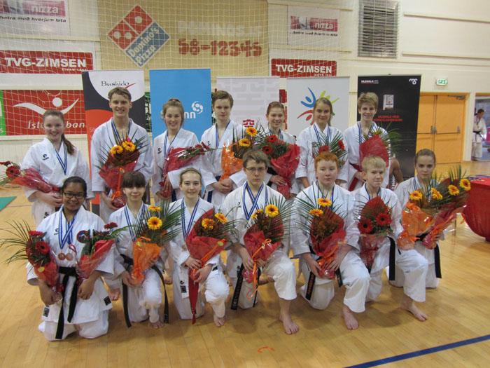 RIG_karate_2014_sigurvegarar_unglinga