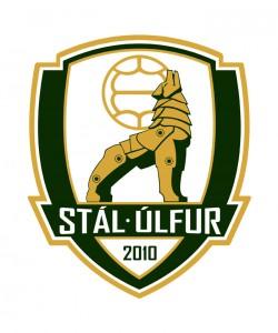 Stál-úlfur logo uppfært