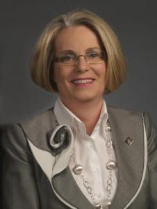 Margrét Friðriksdóttir.