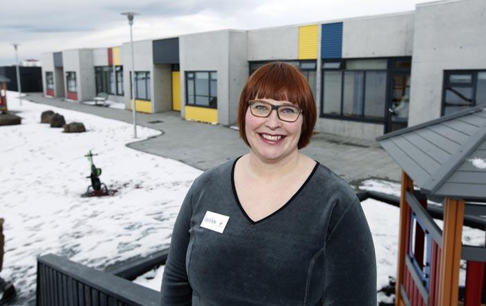 Guðný Anna Þóreyjardóttir. leikskólastjóri.