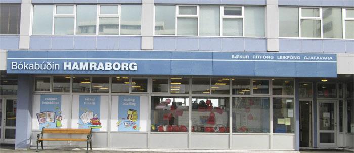 40 ára saga bókabúðarinnar í Hamraborg er á enda. Versluninni verður lokað nú um helgina.