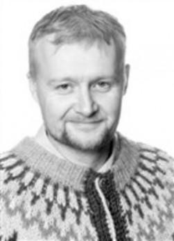 Hjálmar Hjálmarsson,  fulltrúi Næstbestaflokksins í bæjarstjórn Kópavogs.