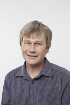 Arnþór Sigurðsson, forritari og 4. á lista VG og félagshyggjufólks í Kópavogi.