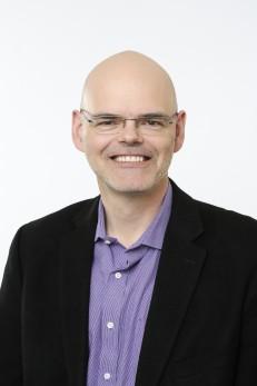 Ólafur Þór Gunnarsson, oddviti VG í Kópavogi.