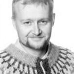 Hjálmar Hjálmarsson, oddviti Næstbestaflokksins í Kópavogi.