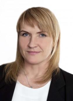 Karen E. Halldórsdóttir, 3. sæti á lista Sjálfstæðisflokksins í Kópavogi.