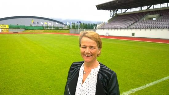 Ingibjörg Hinriksdóttir.