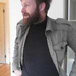 Ingimar Karl Helgason, ritstjóri bæjarblaðsins Kópavogur.